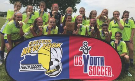 ENY STATE CUP GIRLS U-15: Rotterdam United Premier 1, New York Surf Academy 0