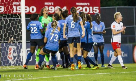 AN IMPERFECT 10: Sky Blue FC winless streak at 10 after 0-0 tie with Spirit