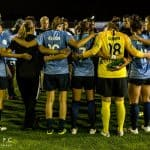 PUCKS AT THE PITCH: Sky Blue FC will honor Metro Riveters, Devils players July 21