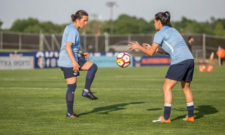 TRYING TO PUT ON THE BRAKES: Sky Blue will attempt to snap 8-game winless skid