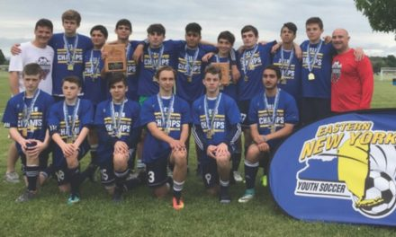 ENY STATE OPEN CUP Boys U-16: Smithtown Hurricanes over Lynbrook/East Rockaway Sting in PKs