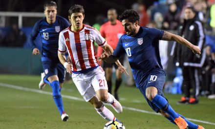 LEG INJURY: Kenny Saief leaves USMNT camp