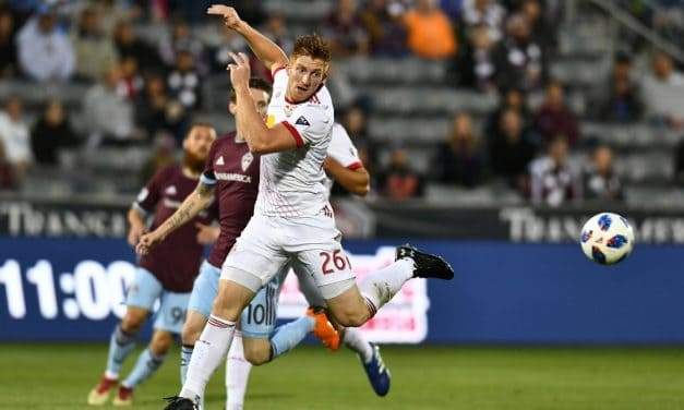A LONG TIME COMING: Parker on his U.S. debut: 'I just wanted to do whatever I could to make the team better'