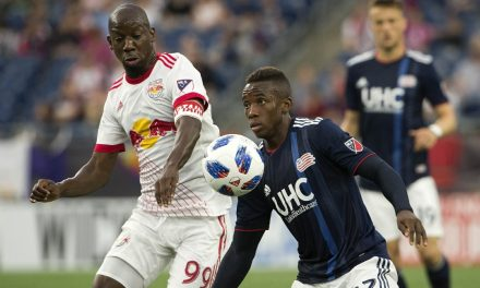 FIVE THINGS TO THINK ABOUT: From the Red Bulls' defeat in New England