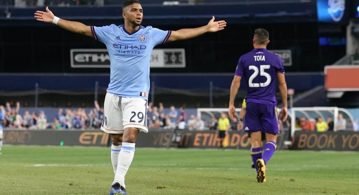 A GAME OF TWO HALVES: NYCFC's 3-0 win over Orlando was exactly that