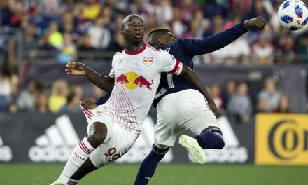 IT'S JUST NOT ENOUGH: Red Bulls fall short in many areas in loss