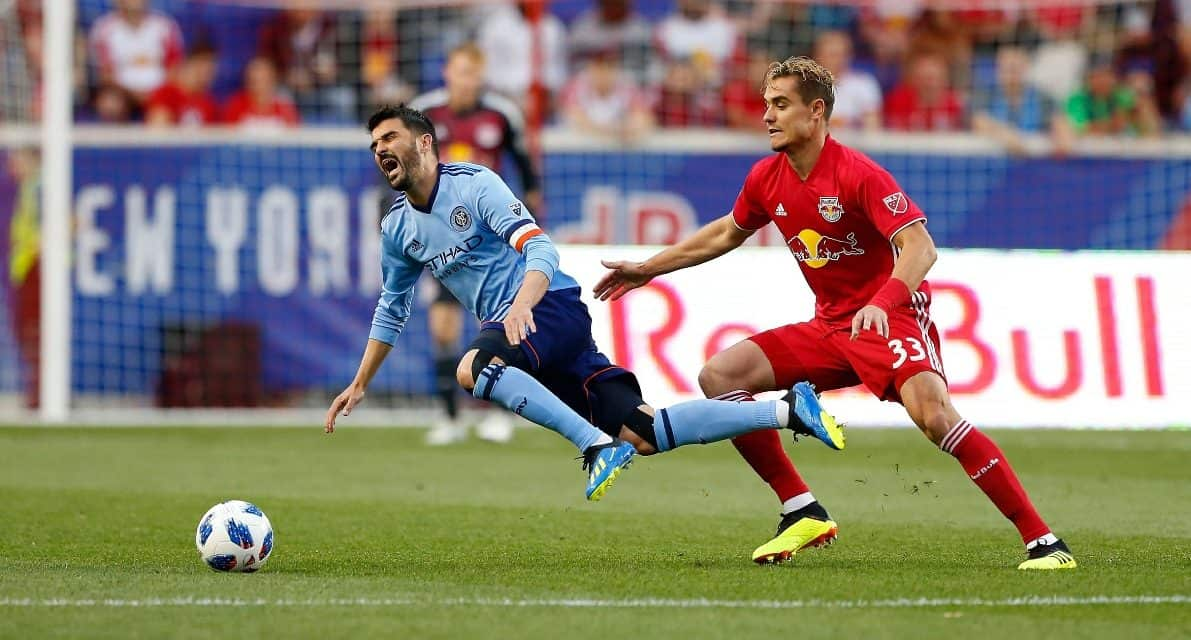 NO CONTEST: Red Bulls roll over NYCFC in Open Cup