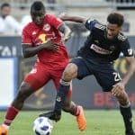 OUT OF THE HUNT: Union eliminates Red Bulls from Open Cup