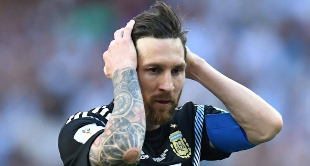 SOME WORLD CUP MUSINGS (DAY 3): Ronaldo lays claim he is the G.O.A.T, Messi shows he is the goat