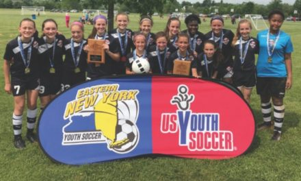 ENY STATE OPEN CUP GIRLS U-13: Alleycats 2005 5, Smithtown Ambush 0