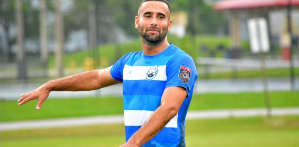 LEAGUE'S BEST: Boca Raton FC's Ayrolla named NPSL player of the week