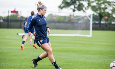 REPLACEMENT PLAYER: Benintente signs with Sky Blue FC for Spirit match