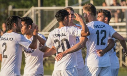 THE PLAYOFFS ARE IN SIGHT: Cosmos B can clinch a postseason berth with a win over Elm City