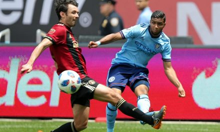FIT TO BE TIED: NYCFC rallies to tie Atlanta