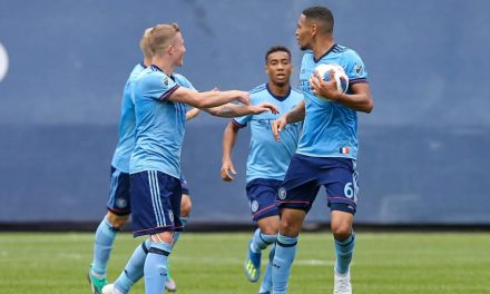 A MIXED BAG: NYCFC extremely pleased with the effort, disappointed, frustrated with the result