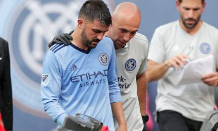 WOUNDED KNEE: Torrent on Villa: 'It's bad news for us because he is a key man'