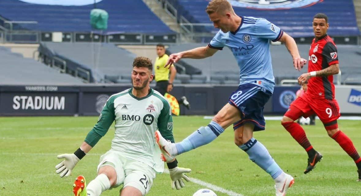 SHINING BRIGHTLY: Villa, Ring on MLS all-star team