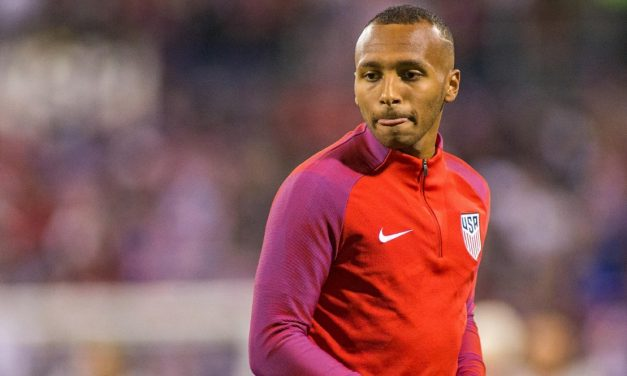TYING ONE ON: Young U.S. men manage 1-1 draw with No. 7 France