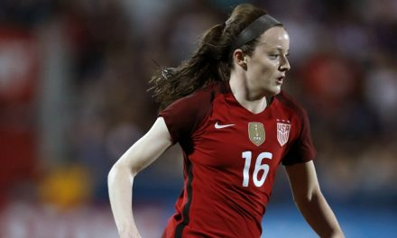 NEW ADDITION: Lavelle joins U.S. women's camp for China friendlies