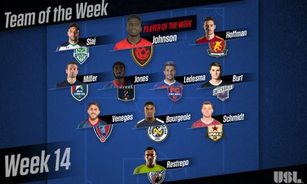 CALL HIM MAGIC JOHNSON: USL names Phoenix Rising FC forward player of the week