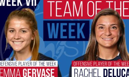 FOR THE DEFENSE: WNY Flash's Gervase named UWS defensive player of week
