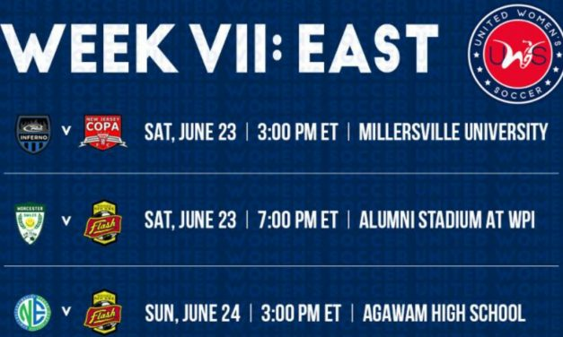 PRETTY QUIET ON THE EASTERN FRONT: Only 3 UWS East games this weekend, 2 for WNY