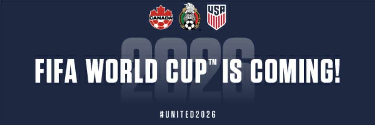 2026 WORLD CUP: If everything goes according to plan, host cities could be named by end of year