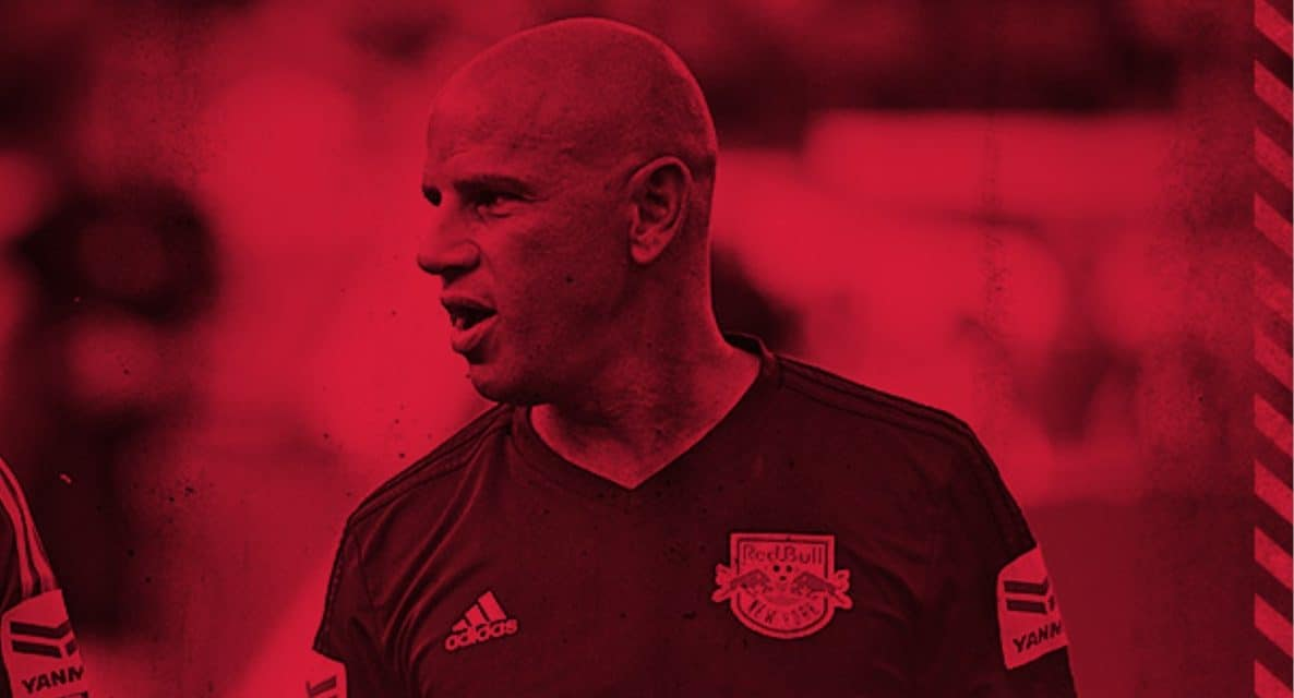 SEAMLESS TRANSITION: Red Bulls, Armas don't expect to miss a beat
