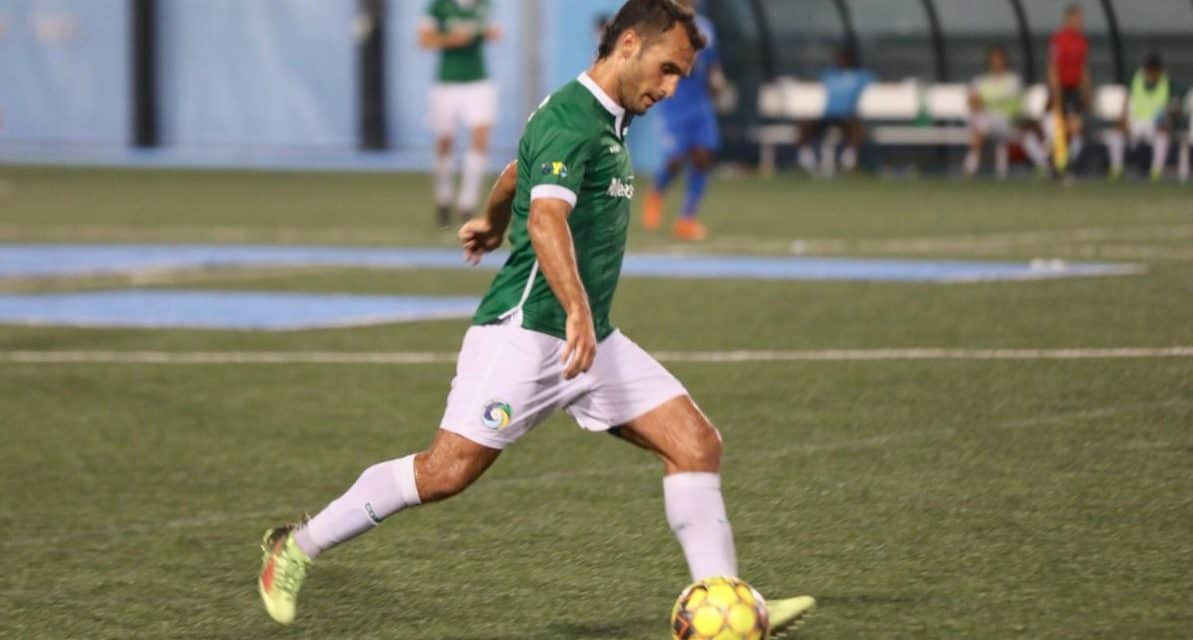 'IT HAS BEEN ONE HELL OF A RIDE:' Ex-Red Bull, Cosmos B defender Borrajo announces his retirement