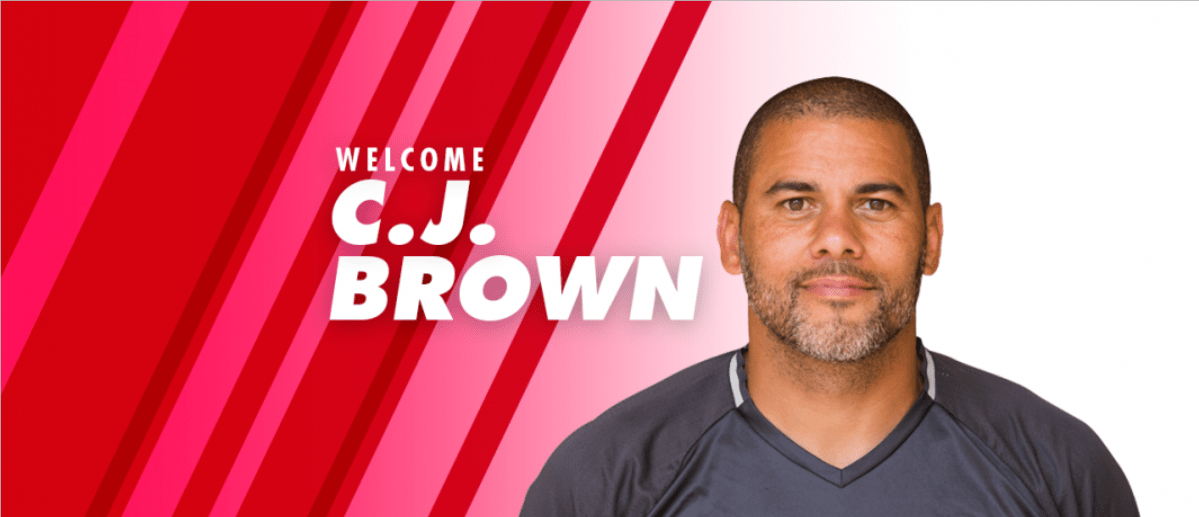 NEW ADDITION: Red Bulls add ex-Chicago defender Brown as an assistant coach