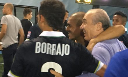 THEY'LL BE BACK: Commisso: Cosmos will return in 2019