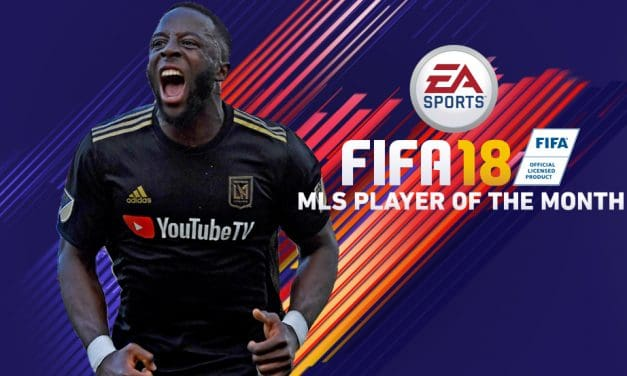 NO SURPRISE: Diomande MLS player of the month for June