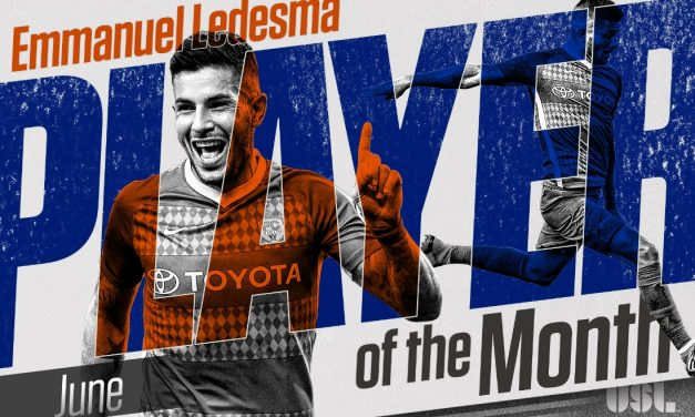 PLAYER OF THE MONTH: USL honors FC Cincinnati's Ledesma, a former Cosmos