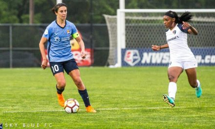 THE HAVES VS. THE HAVE NOTS: Courage, which can clinch playoff spot, visits winless Sky Blue FC