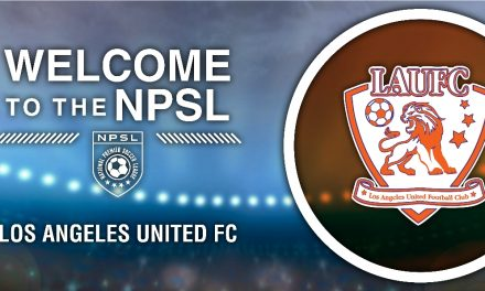WELCOME ABOARD: Los Angeles United Football Club joins NPSL for 2019