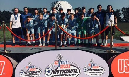 NATIONALS BOUND: Real Jersey FC captures Region I Boys U-14 crown