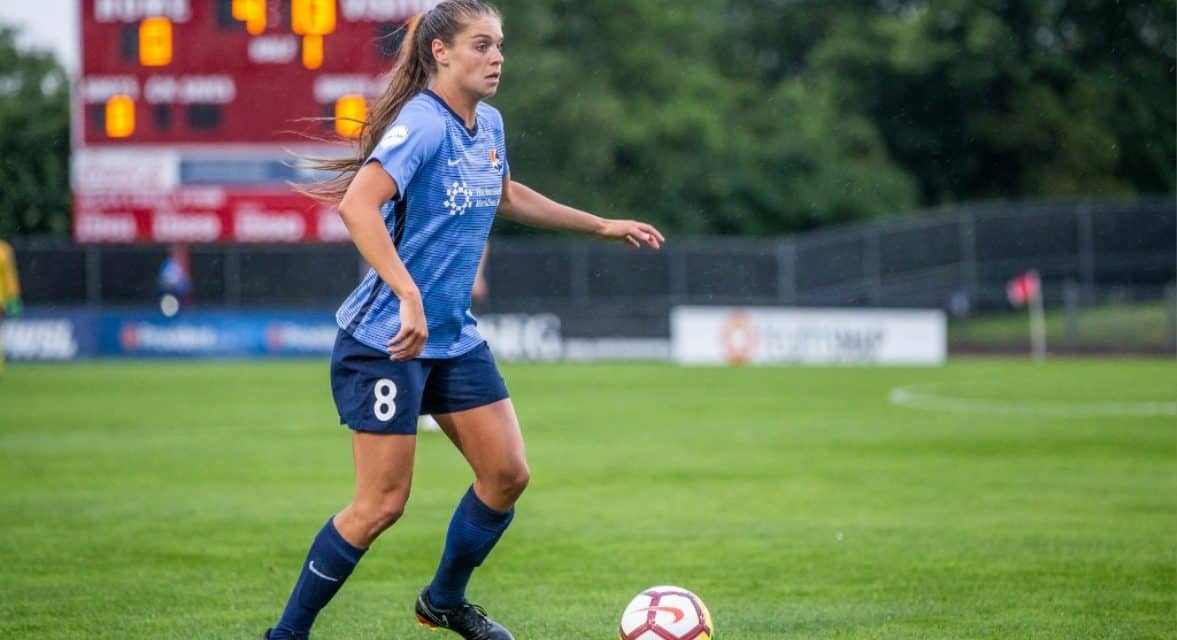 IF AT FIRST YOU DON'T SUCCEED: Sky Blue FC will try to win 1st game again