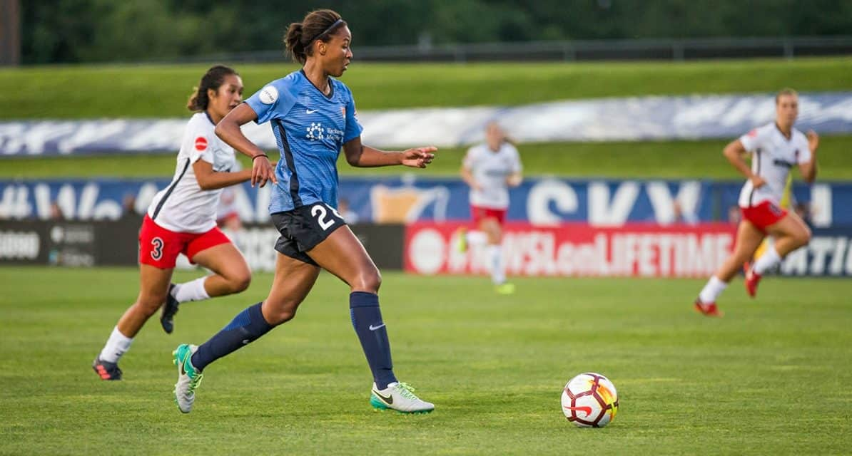 STILL SEARCHING FOR A WIN: Winless Sky Blue FC will try again at Orlando