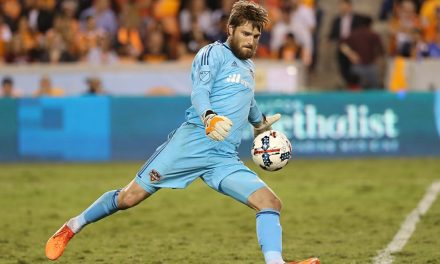 REINSTATED: GK Deric can train with, play for Dynamo