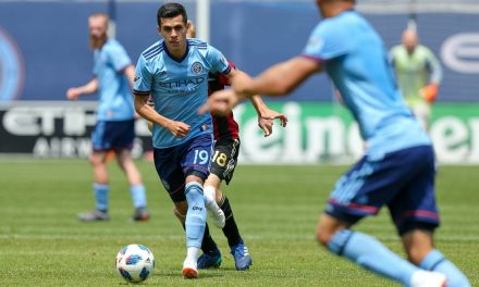 TRANSITION GAME: NYCFC still getting used to Torrent