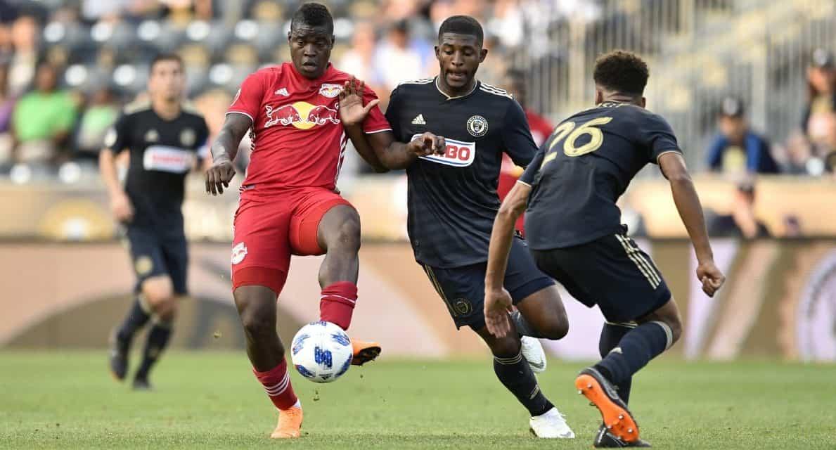 COLOMBIA BOUND: Red Bulls loan Rivas to Atletico Nacional