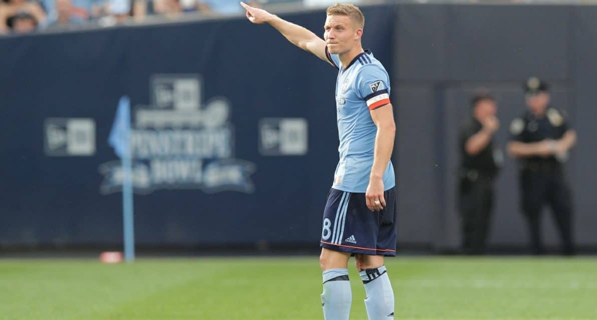 PUTTING A RING ON IT: NYCFC all-star after loss: 'We weren't smart enough and it really hurts'