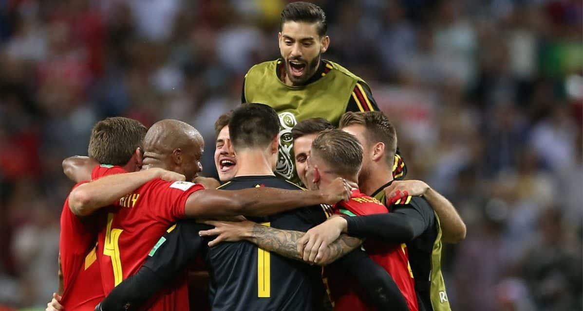 WORLD CUP MUSINGS (DAY 23): France and Belgium played like champions