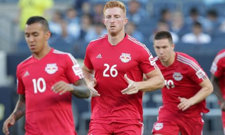 OLD FOES, NEW PLACE, NEW FACE: Red Bulls ready to take on United, Rooney at Audi