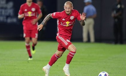READY TO REBOUND: Red Bulls host struggling Sporting KC