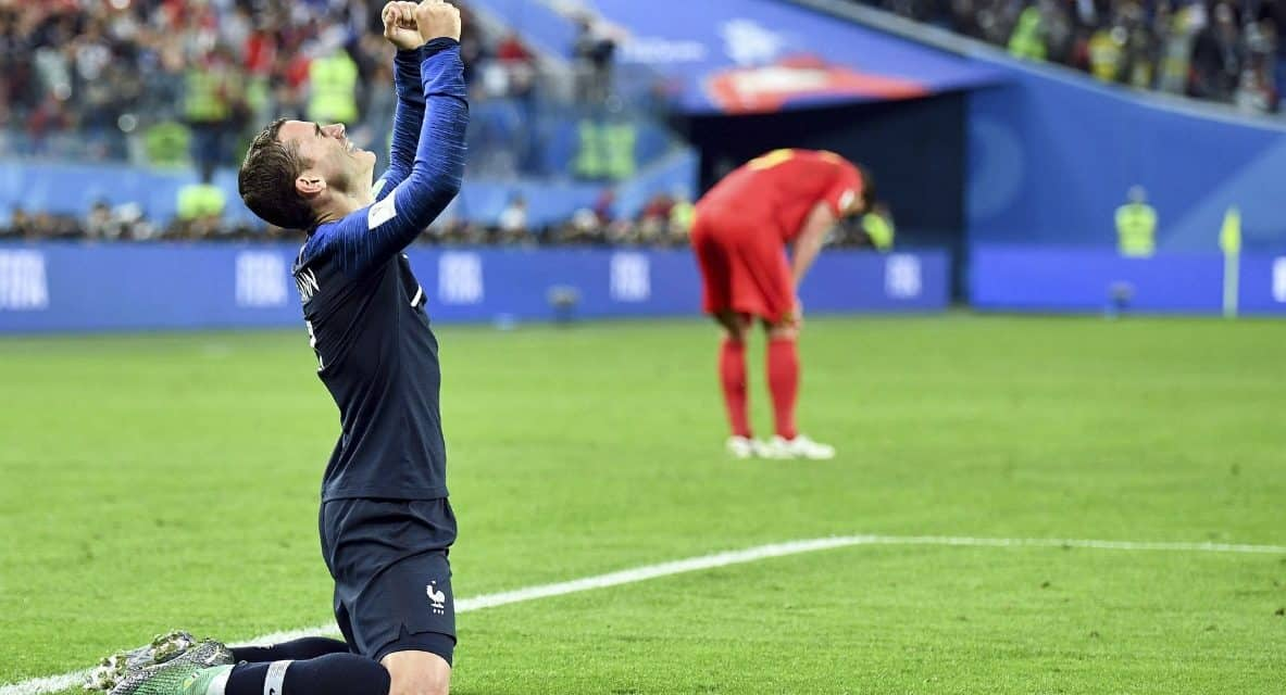 OFFSIDE REMARKS: When a writer stays home from the World Cup for the 1st time in 36 years