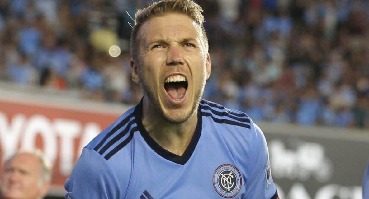 AND ON THE 7TH DAY: NYCFC records its 3rd consecutive shutout