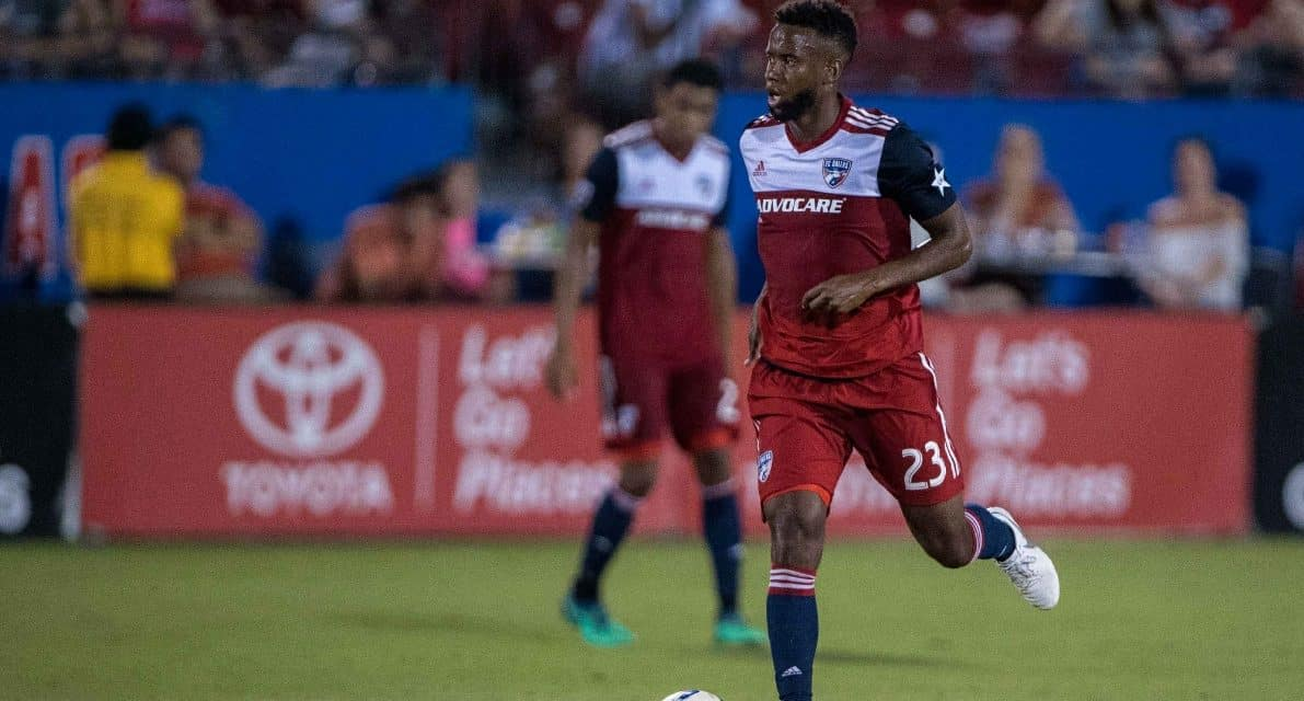 FROM TOP TO BOTTOM: 1st-place FC Dallas deals Acosta to 9th