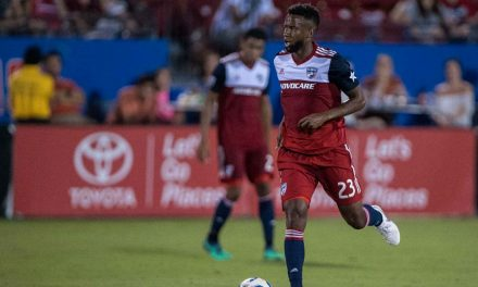 FROM TOP TO BOTTOM: 1st-place FC Dallas deals Acosta to 9th-place Colorado for Badji