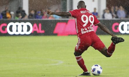 AS HUMBLE AS EVER: BWP on No. 100: 'It was kind of lucky'